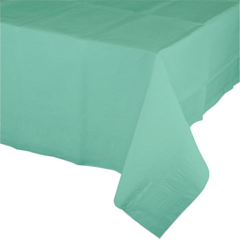 MINT RECTANGLE TABLE COVER