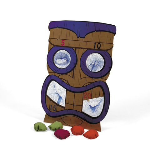 GAME - TIKI BEAN BAG TOSS