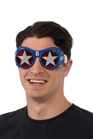 CAPTAIN AMERICA GOGGLES AGES 14+