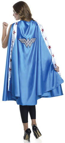 WONDER WOMAN DELUXE CAPE ADULT