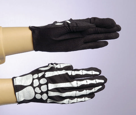 GLOVES - SKELETON  ADULT