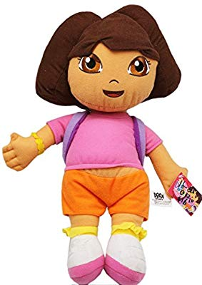 "24"" DORA THE EXPLORER PLUSH"