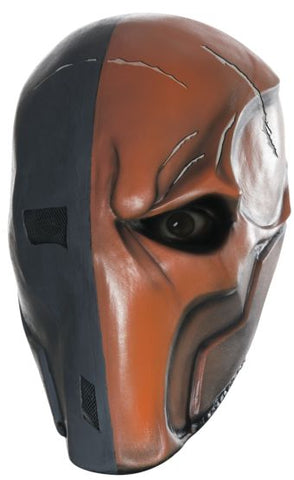 DEATHSTROKE 3/4 VINYL MASK - ADULT