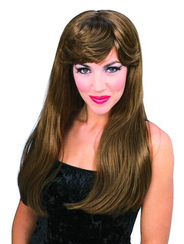 WIG - GLAMOUR  BROWN