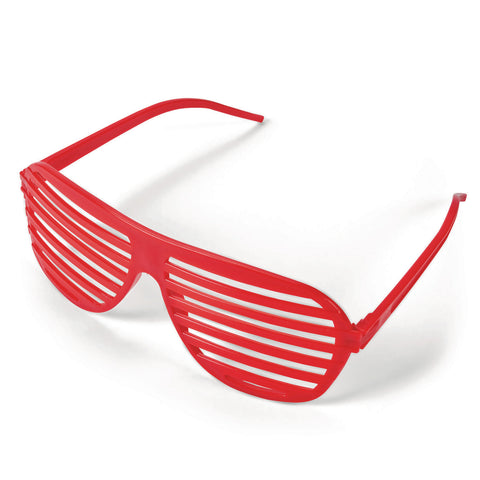 RED SHUTTER SHADES 12 COUNT