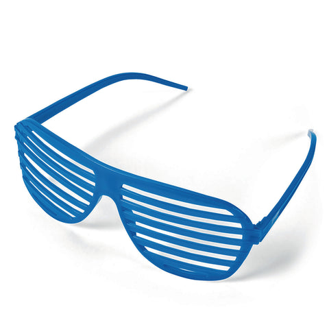 BLUE SHUTTER SHADES 12 COUNT