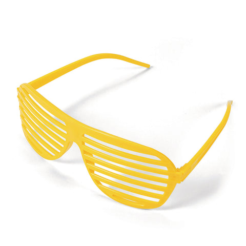 YELLOW SHUTTER SHADES 12 COUNT