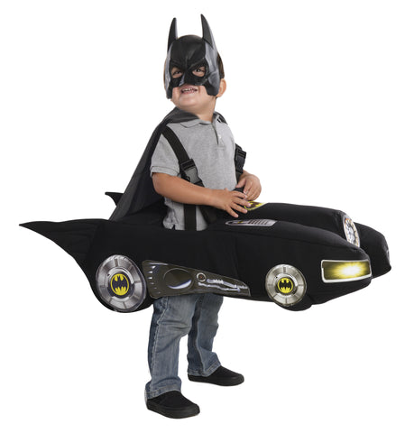 BATMOBILE CAR COSTUME CHILD SIZE  XTRA SMALL