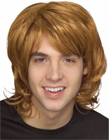 70'S BLONDE SHAG WIG - ADULT