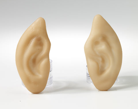 BEIGE POINTED EARS