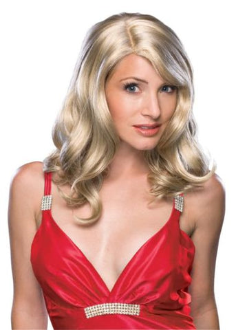 MISS PROMISCUOUS BLONDE WIG - ADULT