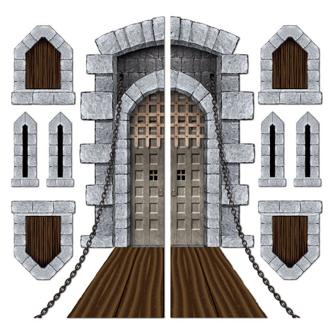 CASTLE DOOR & WINDOW PROP