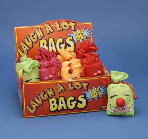 LAUGHING BAG - ASSORTED COLORS          EACH