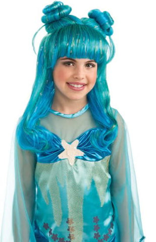 MAGICAL MERMAID BLUE WIG - KIDS