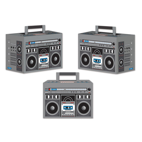 BOOM BOX FAVOR BOXES