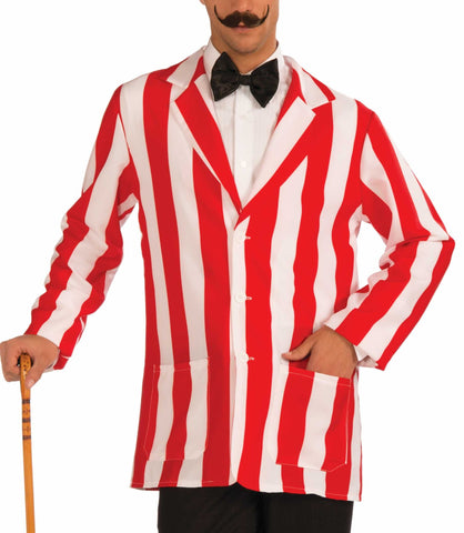 Old Time Red and White Stripe Jacket