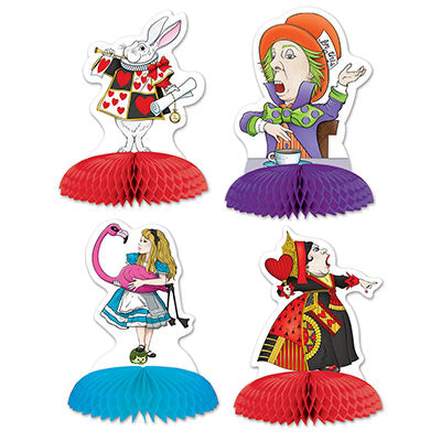 ALICE IN WONDERLAND MINI CENTERPIECES