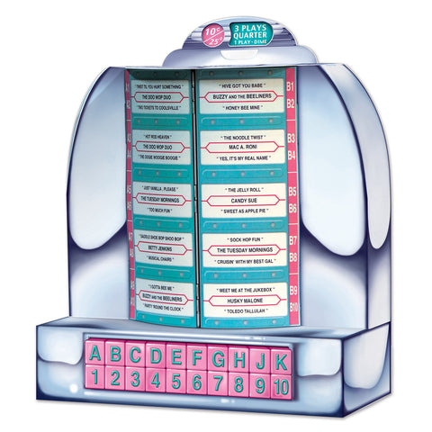 JUKEBOX CENTERPIECE