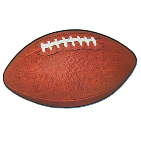 "FOOTBALL CUTOUT     18""                      EACH"