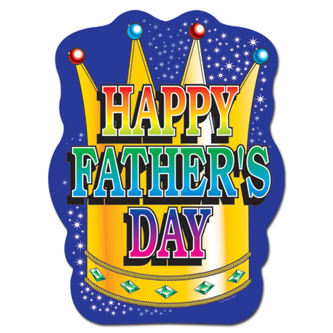 CUTOUT - HAPPY FATHER'S DAY