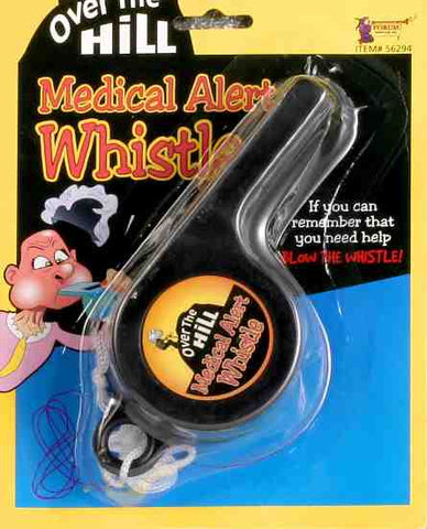 MEDIC ALERT WHISTLE  OTH 1PC/PKG