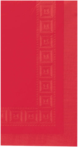 "TABLECOVER - APPLE RED RECTANGLE/PAPER  54""x108"""