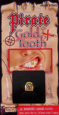 TOOTH - PIRATE GOLD