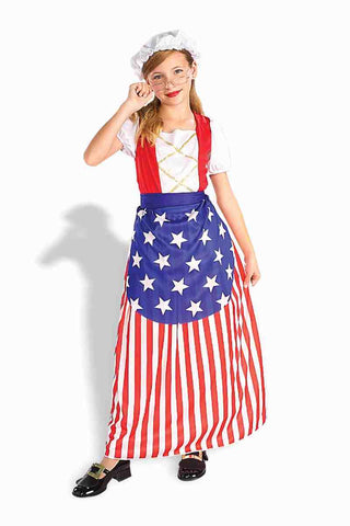 COSTUME - BETSY ROSS CHILD