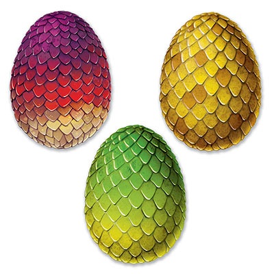 DRAGON EGG CUTOUTS