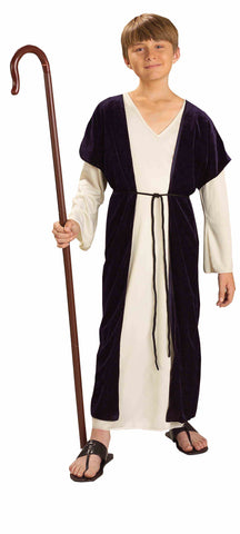 BIBLICAL TIMES SHEPHERD COSTUME - CHILD