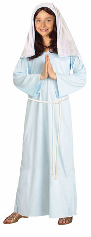 BIBLICAL TIMES VIRGIN MARY COSTUME - CHILD