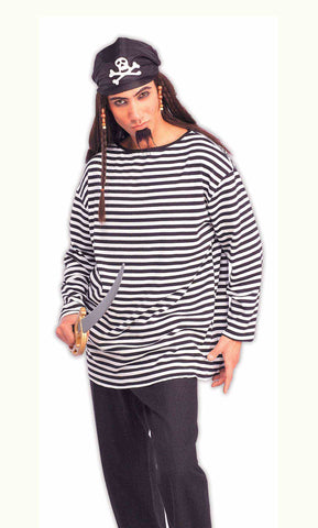 STRIPED PIRATE SHIRT