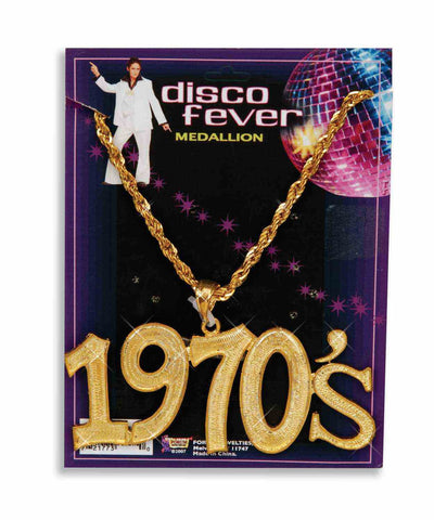 NECKLACE - DISCO FEVER 1970'S