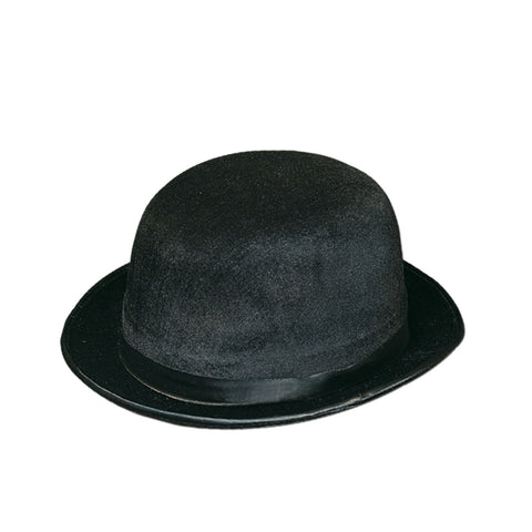 HAT - BLACK DERBY VELVET