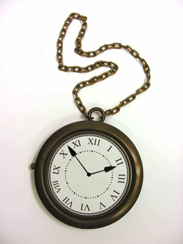 NECKLACE - RAPPERS CLOCK