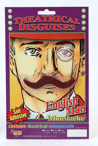 MOUSTACHE - ENGLISH MAN
