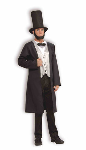 ABE LINCOLN COSTUME - ADULT