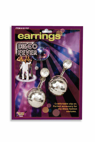 EARRINGS - DISCO FEVER