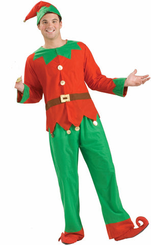 SIMPLY ELF COSTUME UNISEX              ADULT