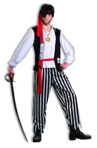 PIRATE MATEY COSTUME