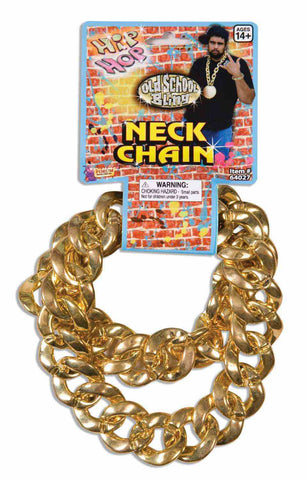 NECKCHAIN - GOLD BIG LINK