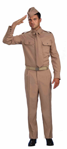 COSTUME - WWII PRIVATE