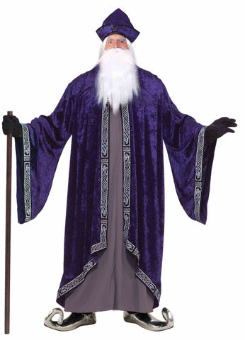 GRAND WIZARD COSTUME - ADULT XXXL
