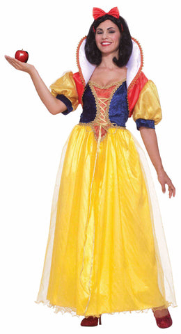 GOLDEN DREAM PRINCESS COSTUME