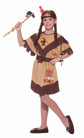 INDIAN PRINCESS COSTUME CHILD