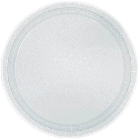 "PAPER PLATE SILVER    9""    20CNT"