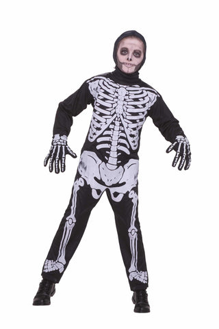 VALUE SKELETON COSTUME CHILD
