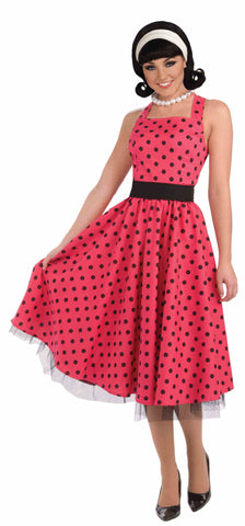 PRETTY IN POLKADOTS