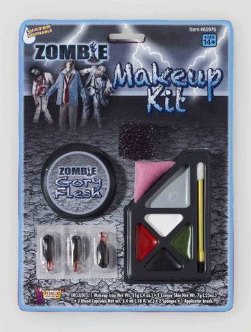 MAKE UP - ZOMBIE KIT
