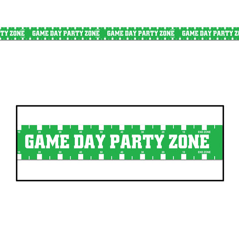 PARTY TAPE - GAME DAY 20'